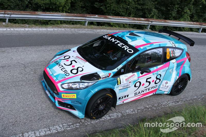 Alessandro Bosca, Roberto Aresca, Ford Fiesta R5