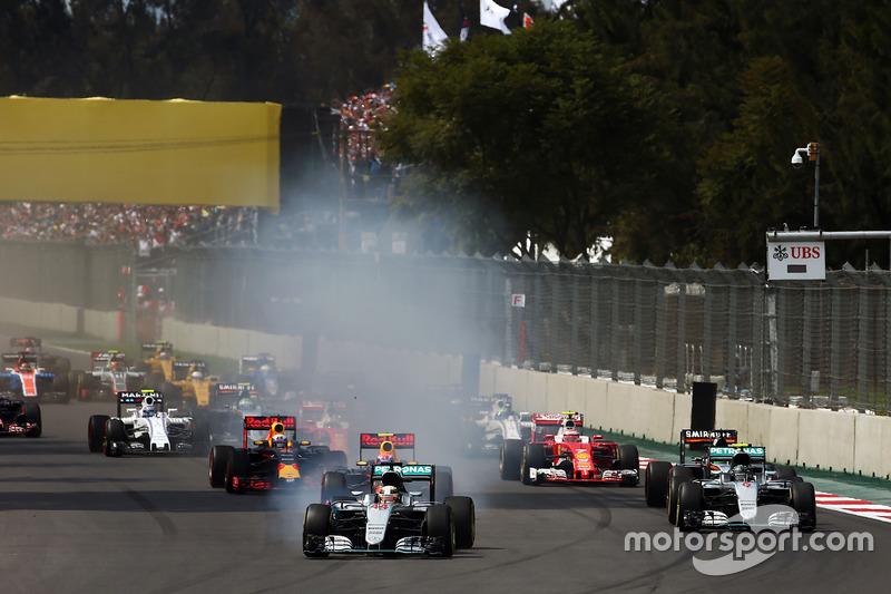 Grand Prix du Mexique 2016