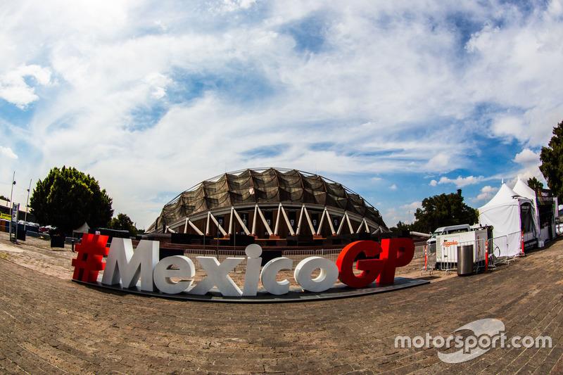 Logo GP de México GP
