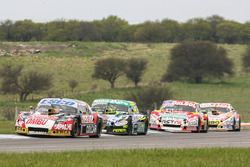 Facundo Ardusso, JP Racing Dodge, Nicolas Gonzalez, AP Competicion Torino, Juan Pablo Gianini, JPG Racing Ford, Sergio Alaux, Coiro Dole Racing Chevrolet