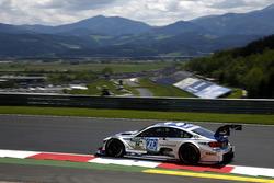 Maxime Martin (BEL) BMW Team RBM, BMW M4 DTM. 21.05.2016, DTM Round 2, Spielberg, Austria, Free Pra