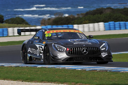 #63 Eggleston Motorsport, Mercedes-AMG GT3: Peter Hackett/Dominic Storey