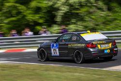 #171 Race-House Motorsport, BMW M 235 i: Dag von Garrel, Carsten Ohlinger,Olivier Fourcade, Meyrick
