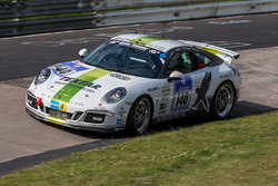 #140 Black Falcon Team TMD Friction, Porsche 991: Aurel Schoeller, Andre Kuhn, Philip, Miquel Boquoi