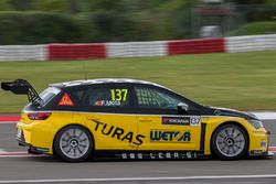 Fabio Mota, Lema Racing, Seat Leon Cup