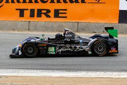 #88 Starworks Motorsport, ORECA FLM09: Mark Kvamme, Ashley Freiberg