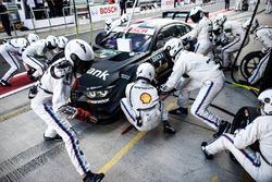 Pit stop, Bruno Spengler, BMW Team MTEK, BMW M4 DTM