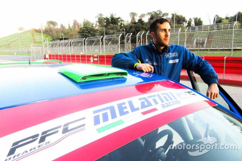 Nicholas Comito Viola, Melatini Racing