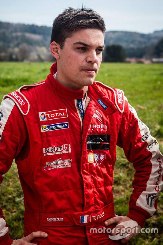 Терри Фолб, Sébastien Loeb Racing