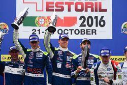 Podyum 1. LMP3 #18 M.Racing - YMR Ligier JSP3 - Nissan: Thomas Laurent, Yann Ehrlacher, Alexandre Co