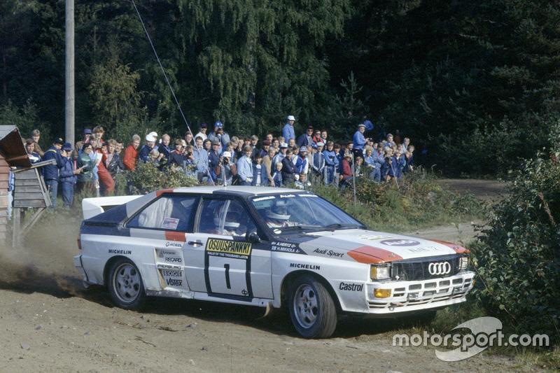 17. Rally de Argentina 1983: 121,60 km/h