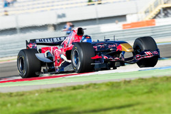 Ingo Gerstl, Toro Rosso STR1 F1