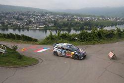 Sébastien Ogier, Julien Ingrassia, Volkswagen Polo WRC, Volkswagen Motorsport