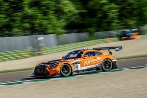 #4 Haupt Racing Team Mercedes-AMG GT3: Vincent Abril, Luca Stolz, Maro Engel