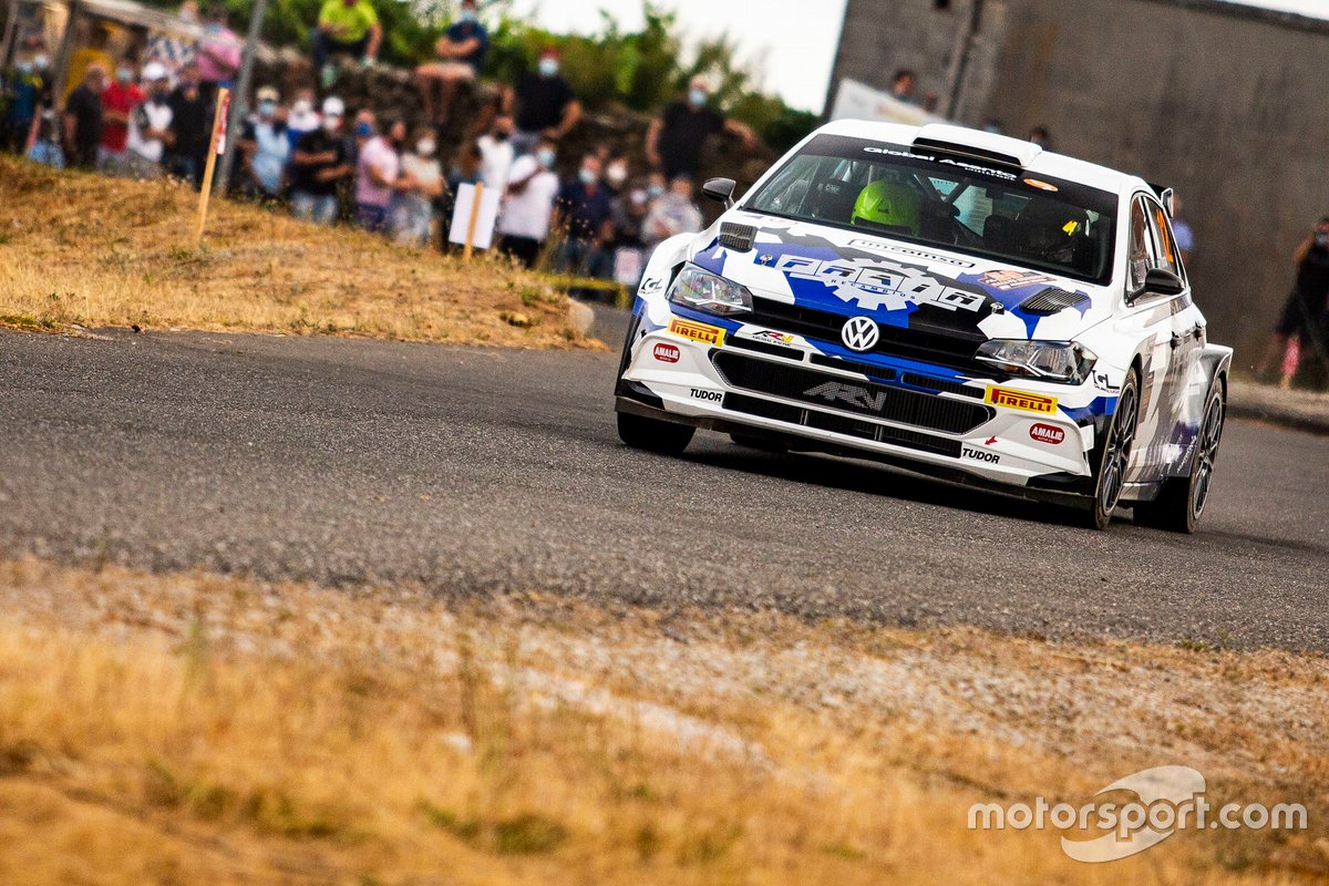 Francisco Dorado, Roi Torrente, VW Polo GTI R5