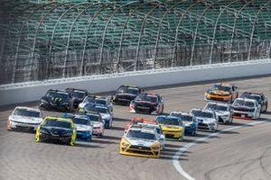 Brandon Jones, Joe Gibbs Racing, Menards/Swiffer Toyota Supra