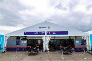 Le stand Envision Virgin Racing