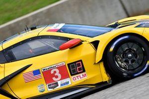 #3 Corvette Racing Corvette C8.R, GTLM: Antonio Garcia, Jordan Taylor, ©2020, Peter Burke