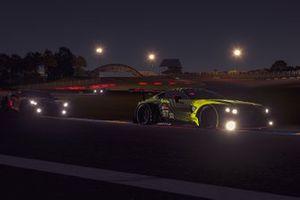 #97 Aston Martin Racing Aston Martin Vantage GTE: Alexander Lynn, Charles Eastwood, Harry Tincknell, Tiziano Brioni