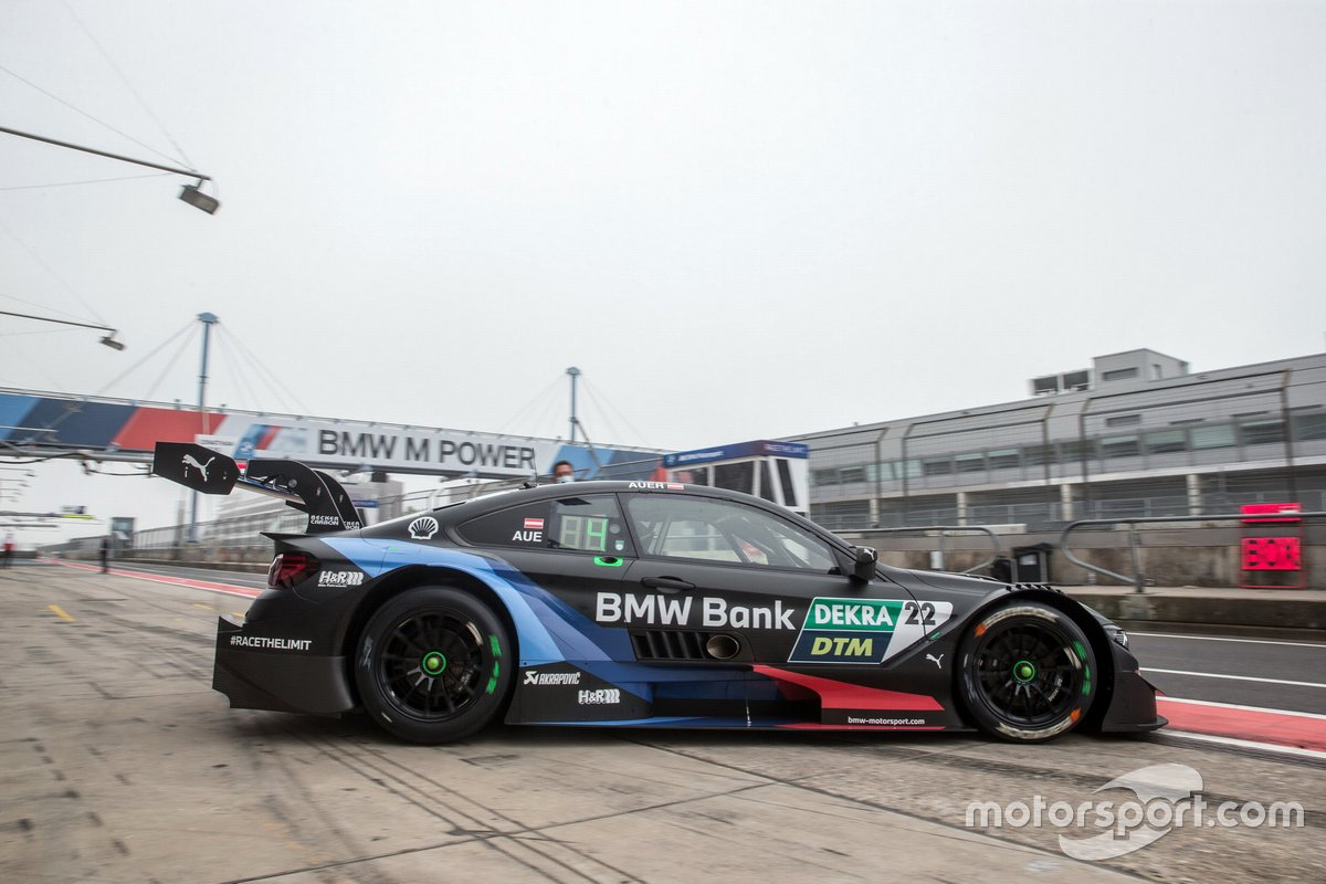 Lucas Auer, BMW Team RMG, BMW M4 DTM