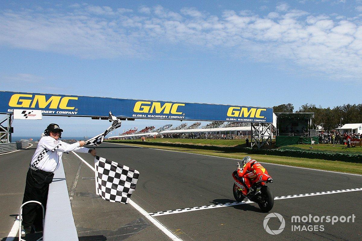 #5 250cc - GP d'Australie 2007