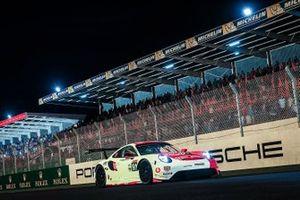 #91 Porsche Esports Team Porsche 911 RSR: André Lotterer, Neel Jani, Mitchell Dejong, Martti Pietilä