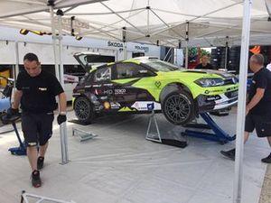 Frigyes Turán, László Bagaméri, Volkswagen Polo GTI R5