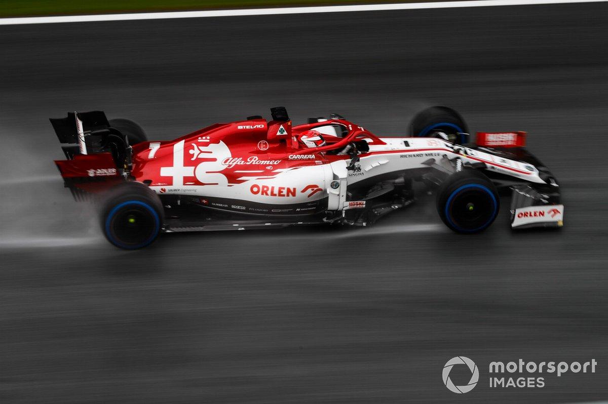 16 - Kimi Raikkonen, Alfa Romeo Racing C39