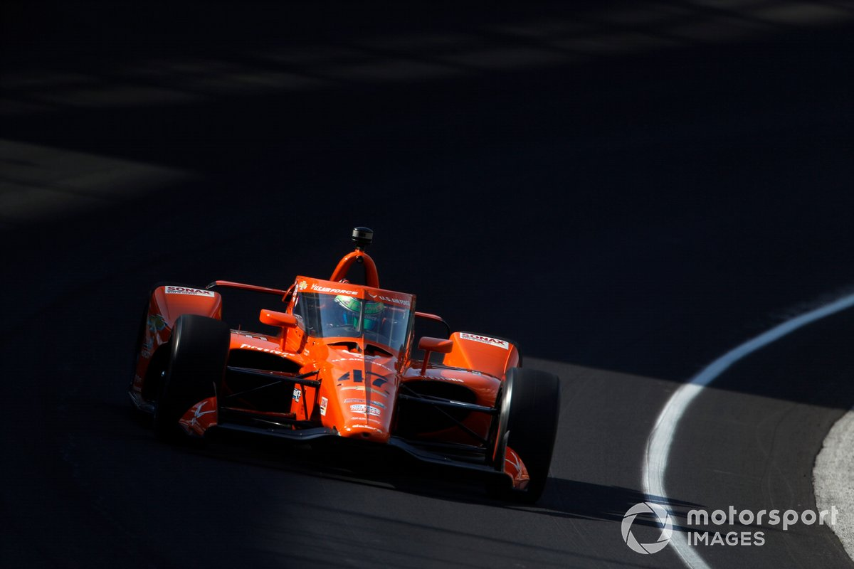 18º Conor Daly, Ed Carpenter Racing –Chevrolet