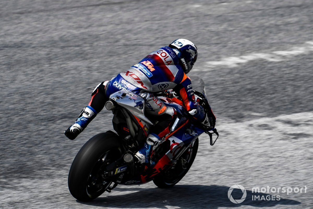 Miguel Oliveira, Red Bull KTM Tech 3 15 August 2020