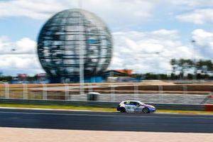 Александр Гармаш, VW Scirocco, RHHCC Racing Team