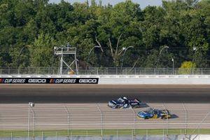 Raphael Lessard, Kyle Busch Motorsports, Toyota Tundra SiriusXM, Todd Gilliland, Front Row Motorsports, Ford F-150 Speedco