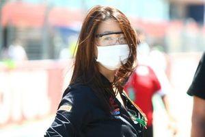 Midori Moriwaki; HRC