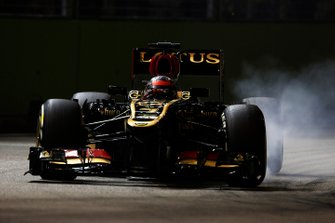Kimi Raikkonen, Lotus E21 Renault