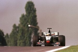 David Coulthard, McLaren MP4/13, GP di San Marino del 1998