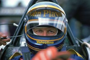 Ronnie Peterson, Lotus-Ford