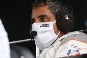 #6: Acura Team Penske Acura DPi, DPi: Juan Pablo Montoya,