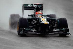 Heikki Kovalainen, Caterham CT01 Renault