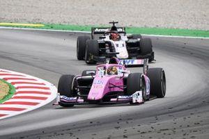 Artem Markelov, BWT HWA RACELAB et Marcus Armstrong, ART Grand Prix