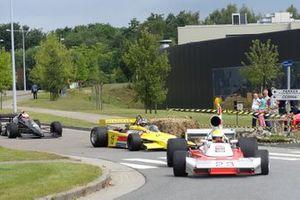 ex-Tim Schenken 1974 F1 Trojan