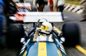 Jack Brabham, Brabham BT33 Ford en pit lane