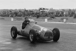 Emmanuel de Graffenried, Maserati 4CLT/48-Plate