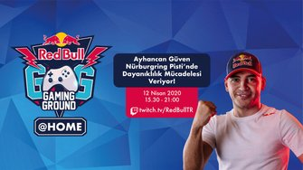 Ayhancan Güven, Red Bull Game Ground Evde