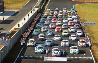 15 anos de Porsche Cup Brasil - Foto 2