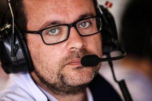 Julien Simon-Chautemps, Senior F1 Race Engineer of Kimi Räikkönen, Alfa Romeo