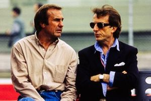 Карлос Рейтеман и Лука ди Монтедземоло, Ferrari