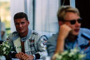 David Coulthard, McLaren, Mika Hakkinen, McLaren