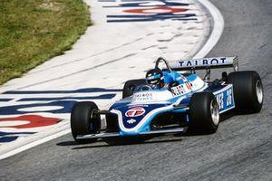 Jacques Laffite, Ligier JS17 Matra, GP d'Austria del 1981