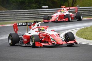 Oscar Piastri, Prema Racing, Logan Sargeant, Prema Racing