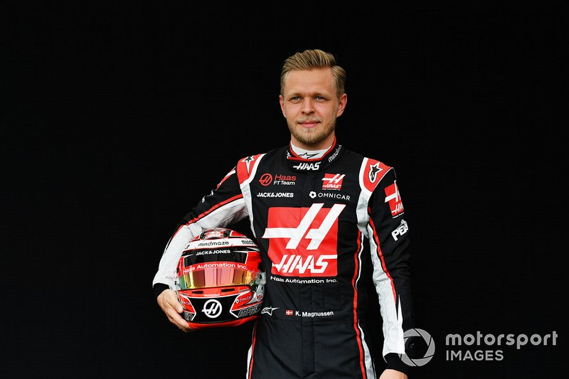 Кевин Магнуссен (Дания)